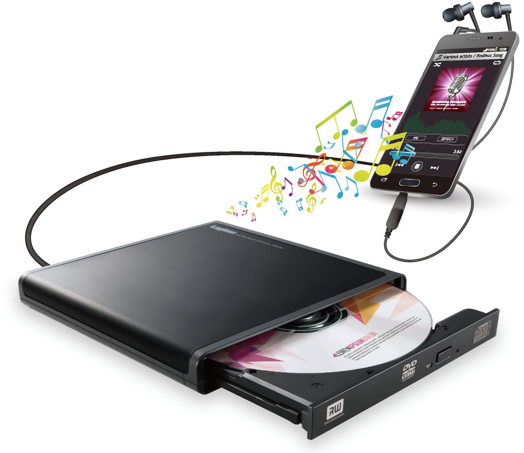ロジテック・スマホ用CDドライブ_LDR-PMJ8U2R