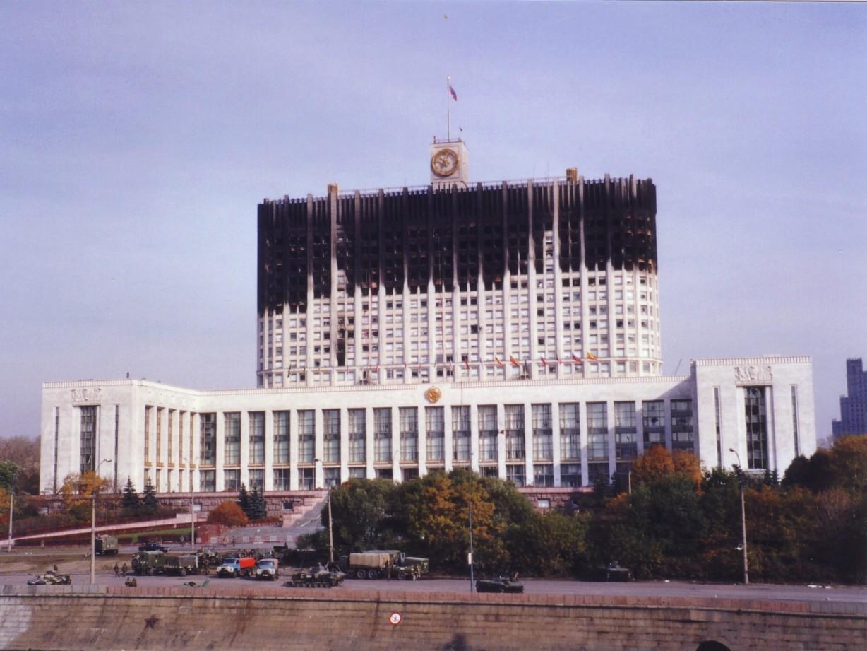 ロシア連邦政府庁舎