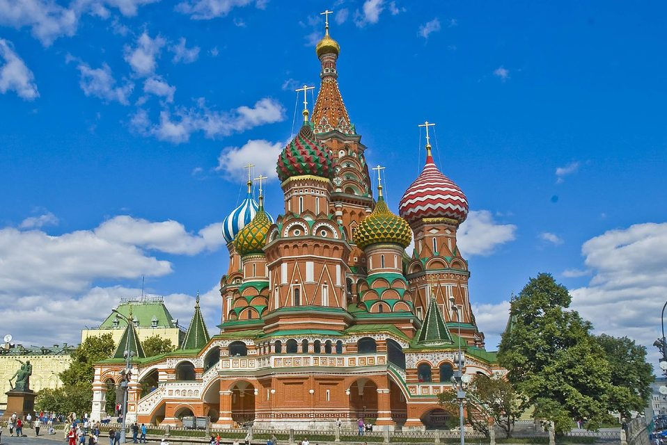 Russia-Moscow